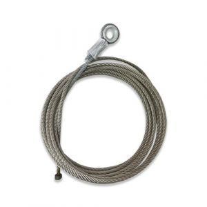"Whiting 125"" Insulated Shutter Door Cable"