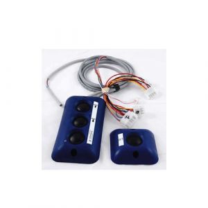Control box assembly - Blue