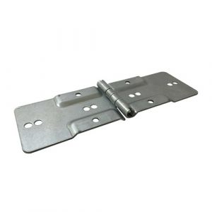 Zinc Plated Centre Hinge