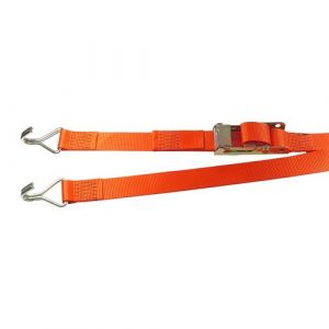 Heavy Duty Box Van Strap, 50mm, 2000kg, Orange