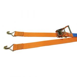 Box Van Ratchet Strap, 50mm, 2000kg, Orange