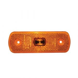 24v LED Amber Side Marker Lamp