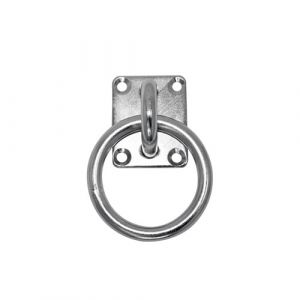 Zinc Plated Lashing Ring