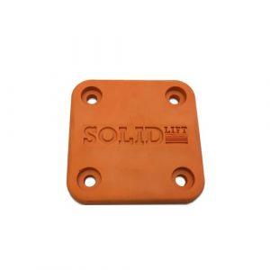 Protection block platform 10mm - Orange