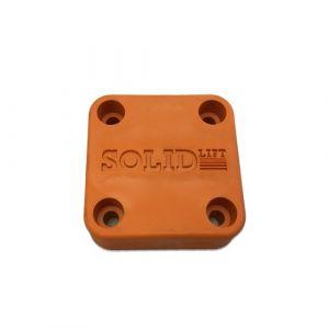 Protection block platform 30mm - Orange