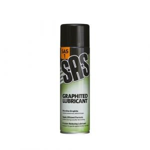 SAS Graphited Penetrating Oil 500ml