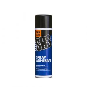 SAS Spray Adhesive 500ml