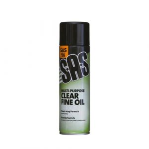 SAS Clear Fine Oil (Gen Ppse) 500ml