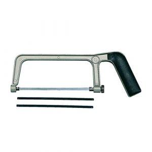 TENG Mini Hacksaw Frame w/three blades